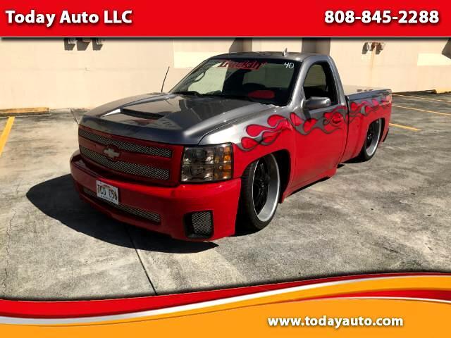 2008 Chevrolet Silverado 1500 LT1 Long Box 2WD
