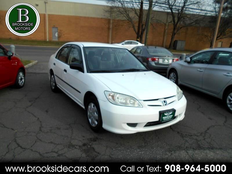 2004 Honda Civic VP Sedan AT