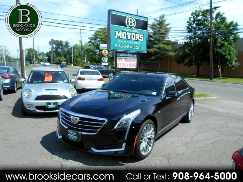 2018 Cadillac CT6 3.6L Premium Luxury AWD