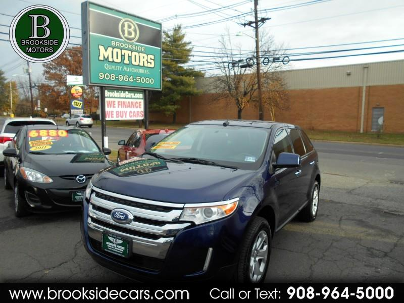 Ford Edge SEL AWD 2011