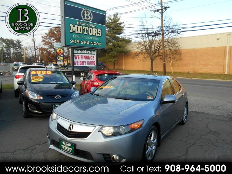 Acura TSX 5-speed AT 2011