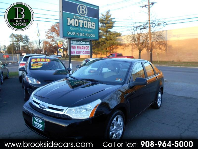 Ford Focus SES Sedan 2009