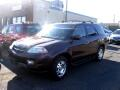 2002 Acura MDX 6-Spd AT w/Tech Package