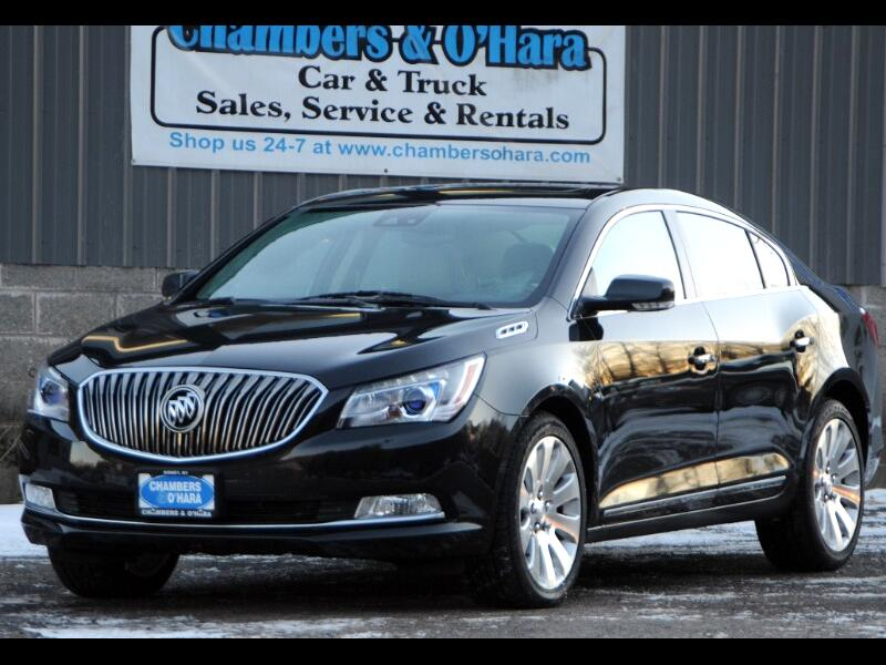 2015 Buick LaCrosse Leather Package AWD