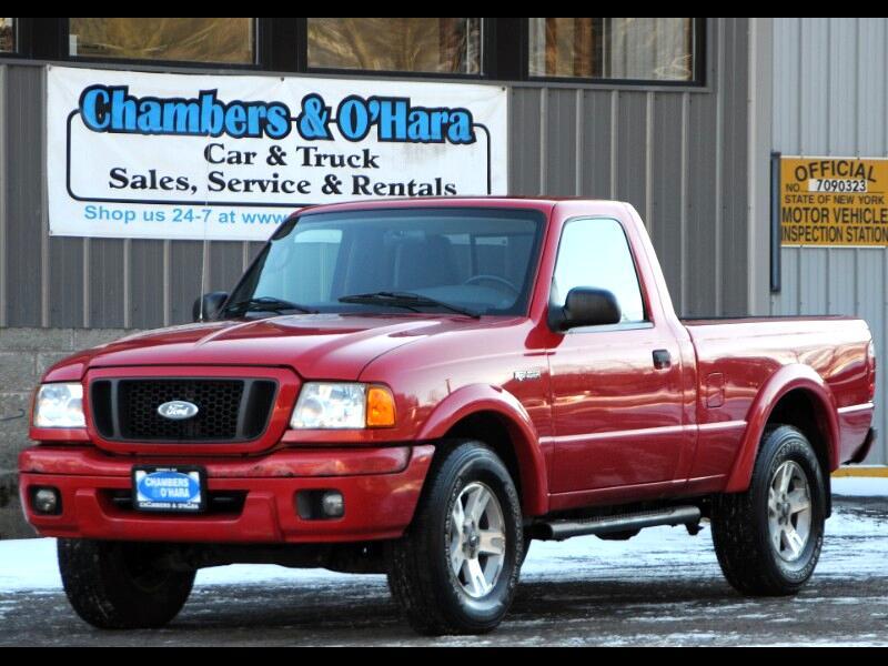 2004 Ford Ranger Edge 4WD