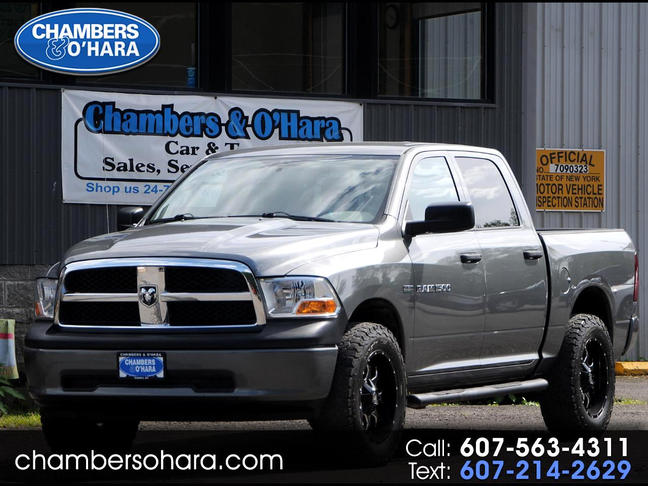 used 2011 ram 1500 for sale in sidney ny 13838 chambers o hara chambers o hara