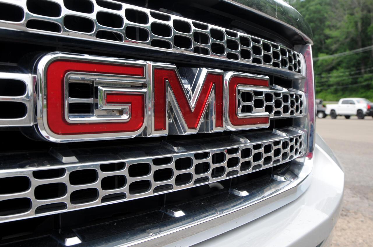 2012 GMC Sierra 2500HD SLE Ext. Cab 4WD