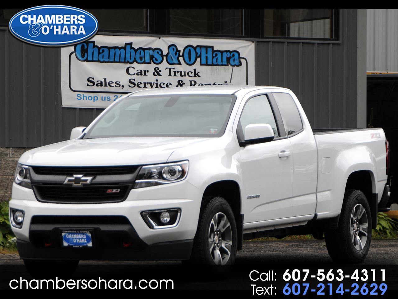 2019 Chevrolet Colorado Z71 Ext. Cab 4WD