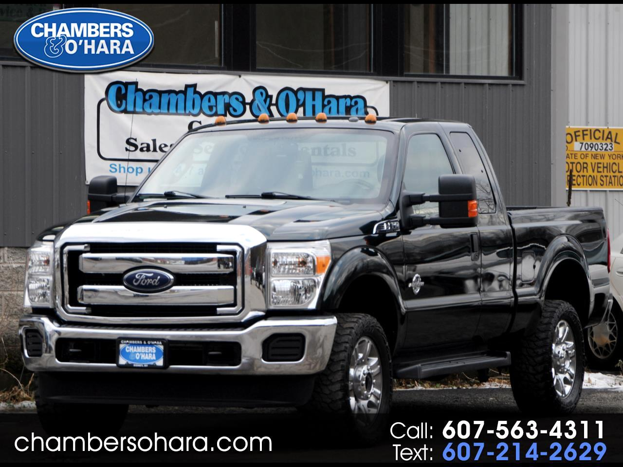 Ford F-350 SD XLT SuperCab 4WD 2016