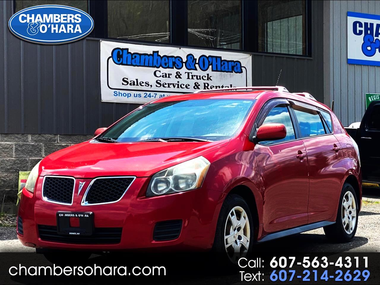 Pontiac Vibe AWD 2009