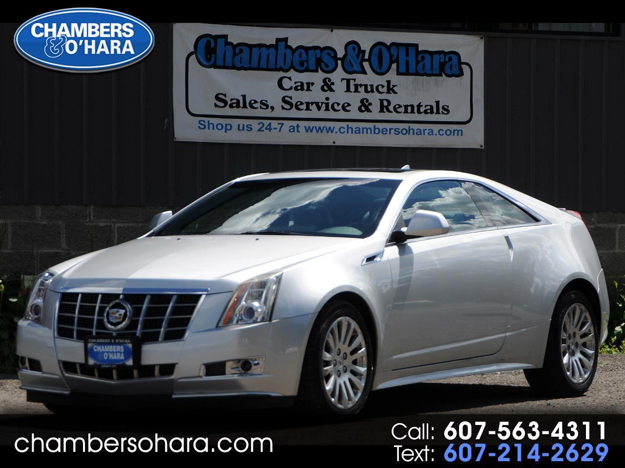 Cadillac CTS Premium AWD w/ Navi 2012