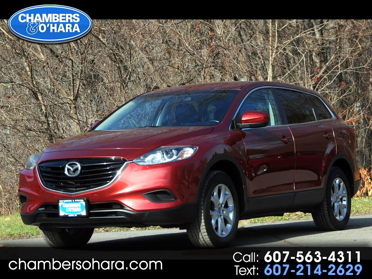Mazda CX-9 Touring AWD 2014