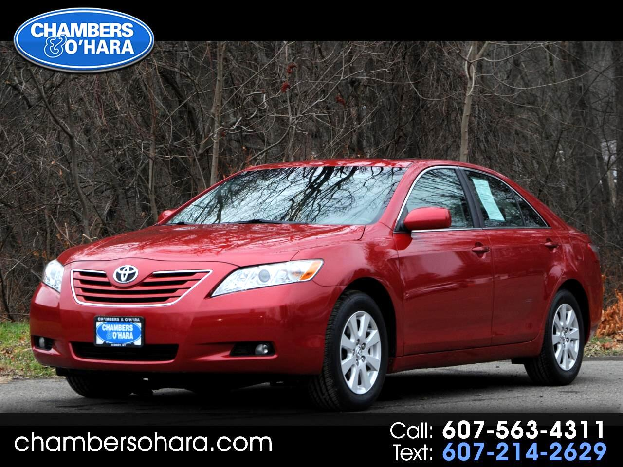 Toyota Camry XLE V6 6-Spd AT 2009