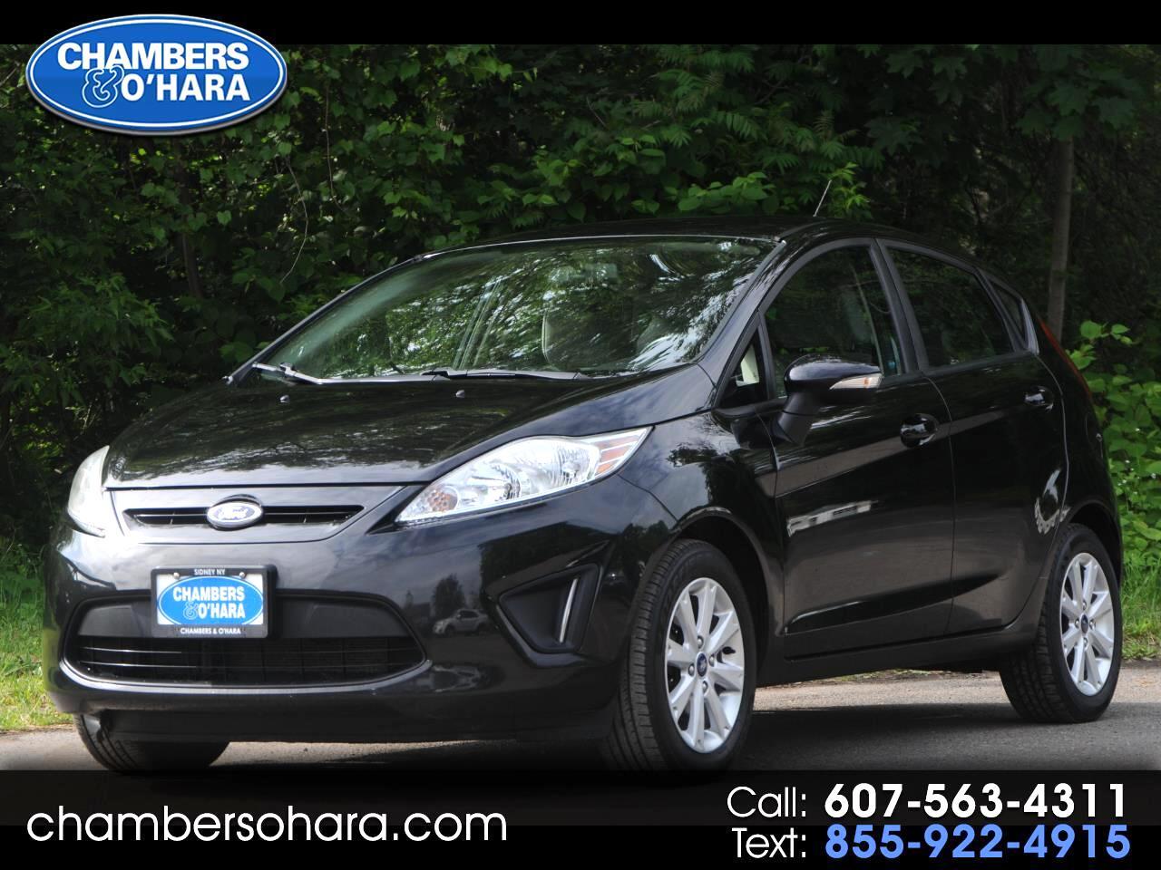 Ford Fiesta SE Hatchback 2013