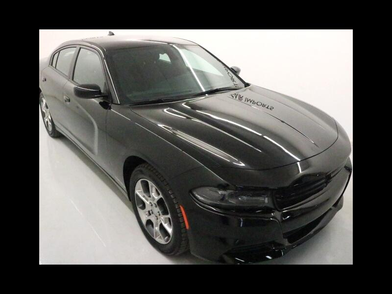 2017 Dodge Charger SXT AWD