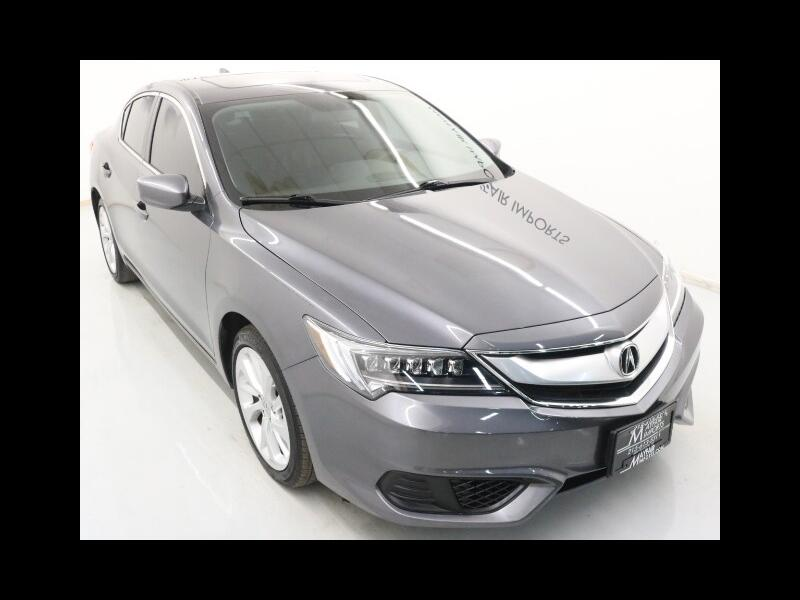2018 Acura ILX 8-Spd AT