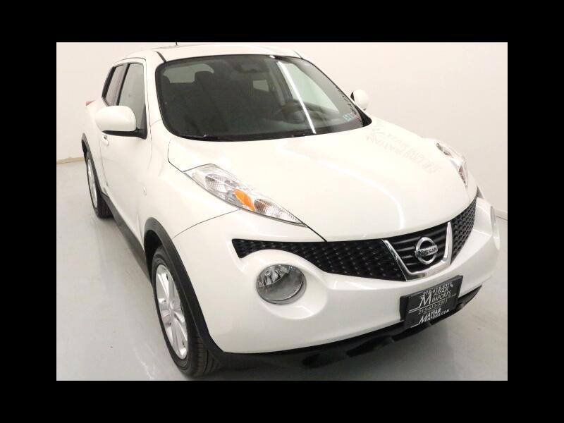 2013 Nissan Juke SV FWD