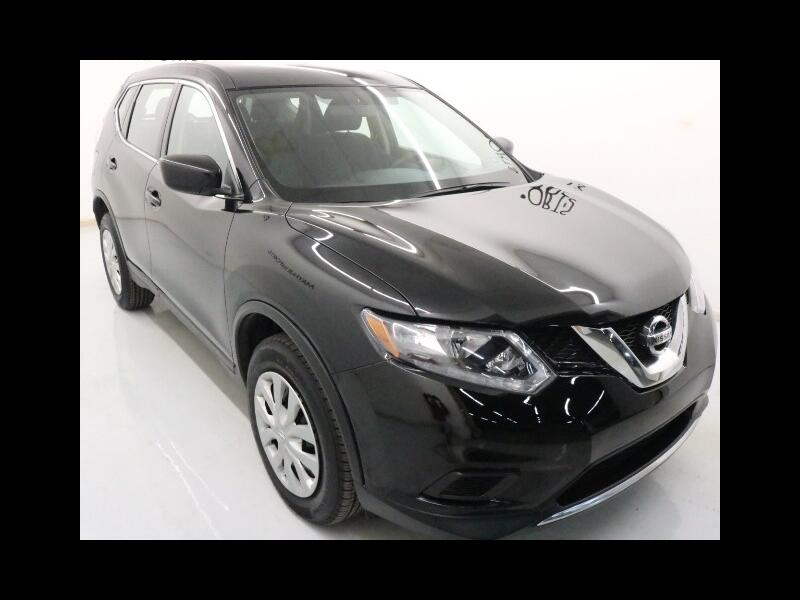 2016 Nissan Rogue AWD SV