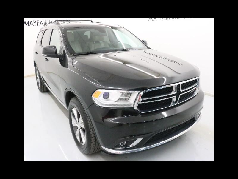 2016 Dodge Durango Limited 2WD