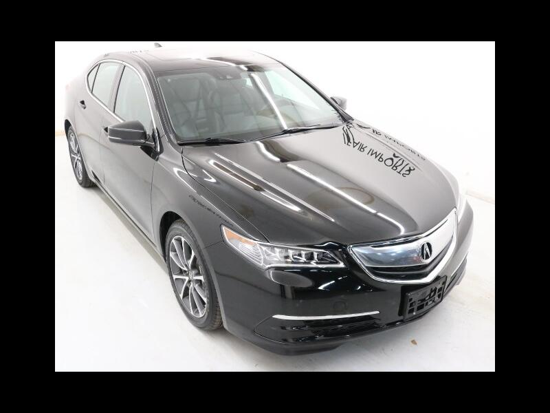 2016 Acura TLX 9-Spd AT w/Technology Package