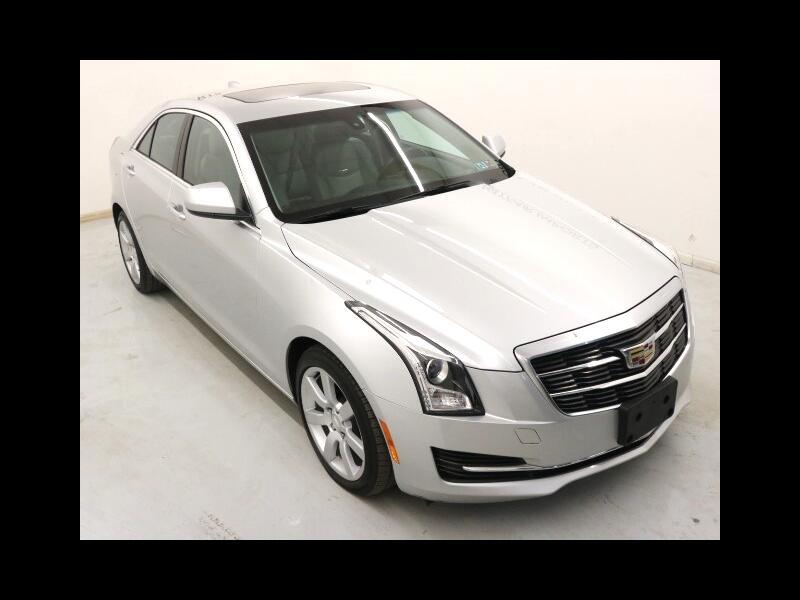 2015 Cadillac ATS 2.5L Standard RWD