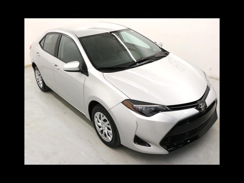 2018 Toyota Corolla XSE CVT