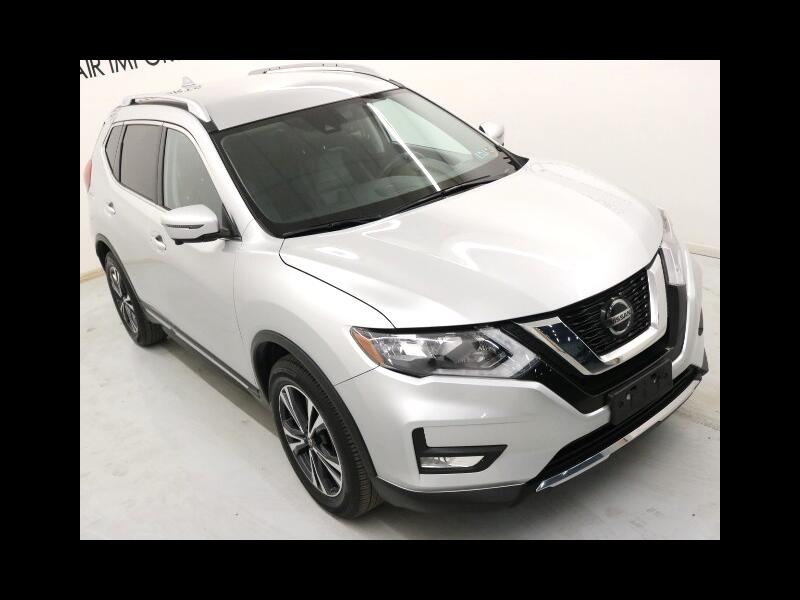 2018 Nissan Rogue FWD 4dr SL