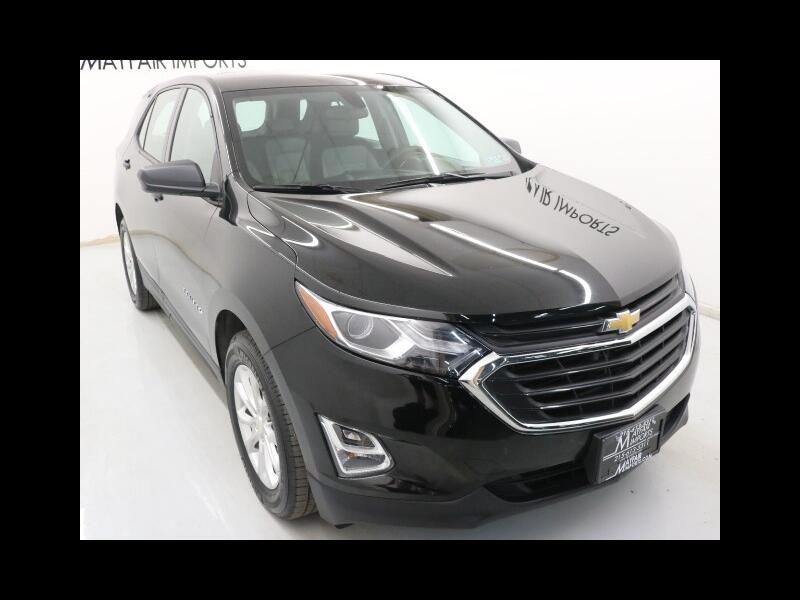 2018 Chevrolet Equinox LS 2WD