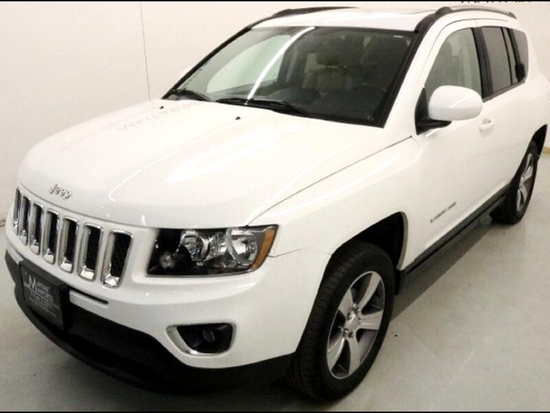 2016 Jeep Compass 4WD 4dr High Altitude