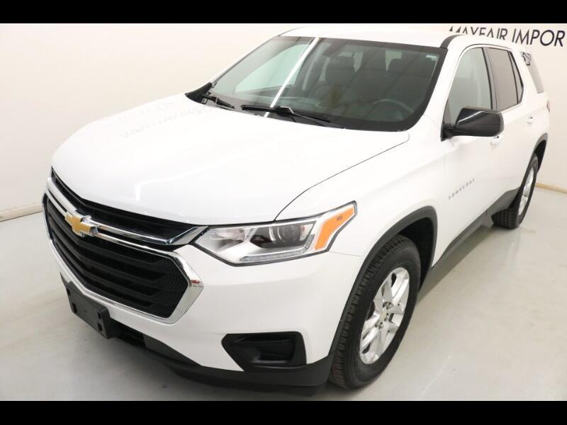 Chevrolet Traverse LS AWD 2018