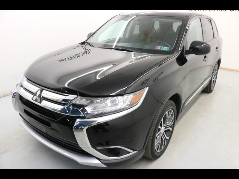 Mitsubishi Outlander ES 2WD 2017
