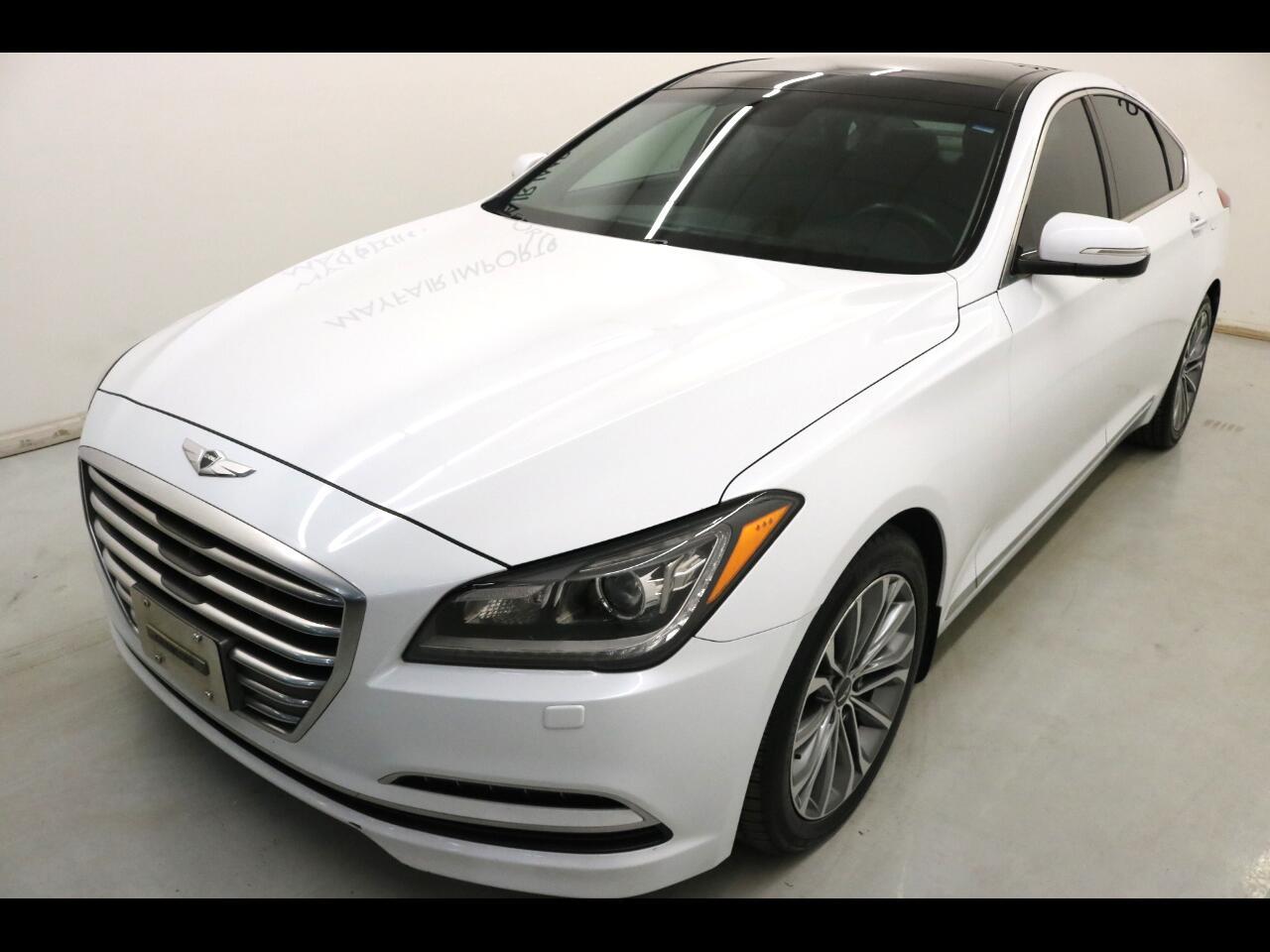 Hyundai Genesis 3.8L 2015
