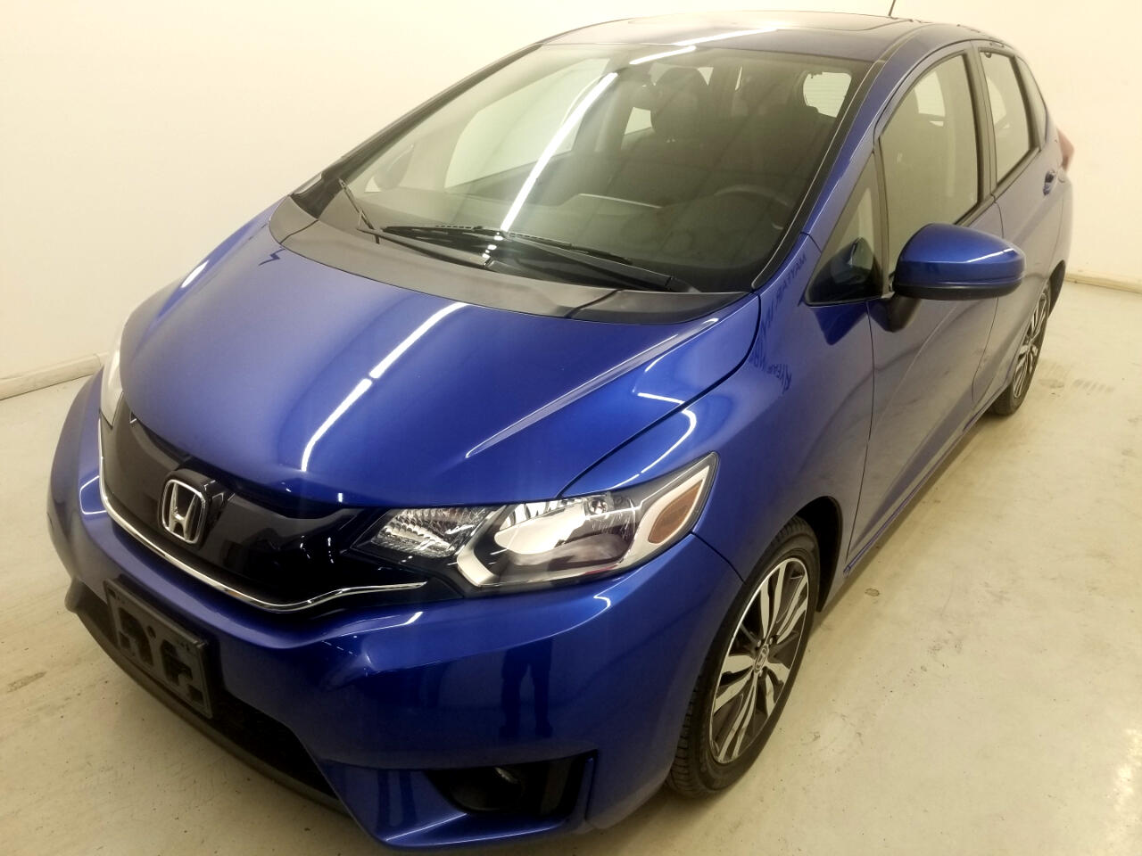 Honda Fit EX 6-Spd MT 2017