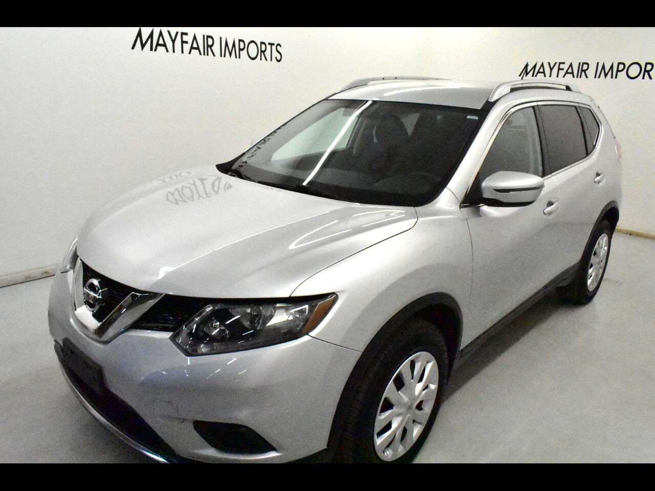 Nissan Rogue S 2WD 2016