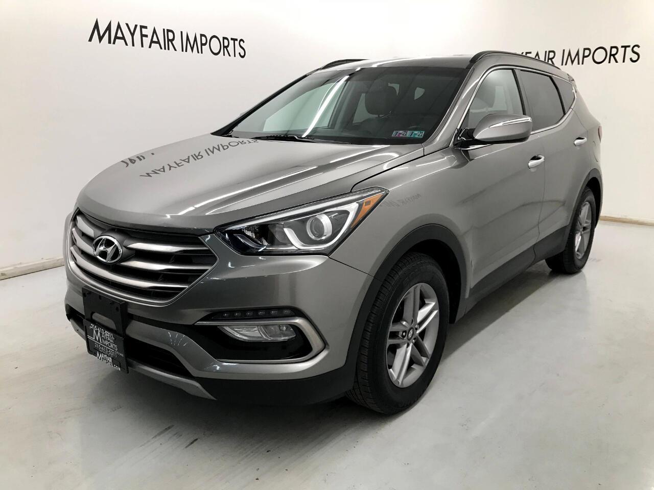 Hyundai Santa Fe Sport 2.4 AWD 2017
