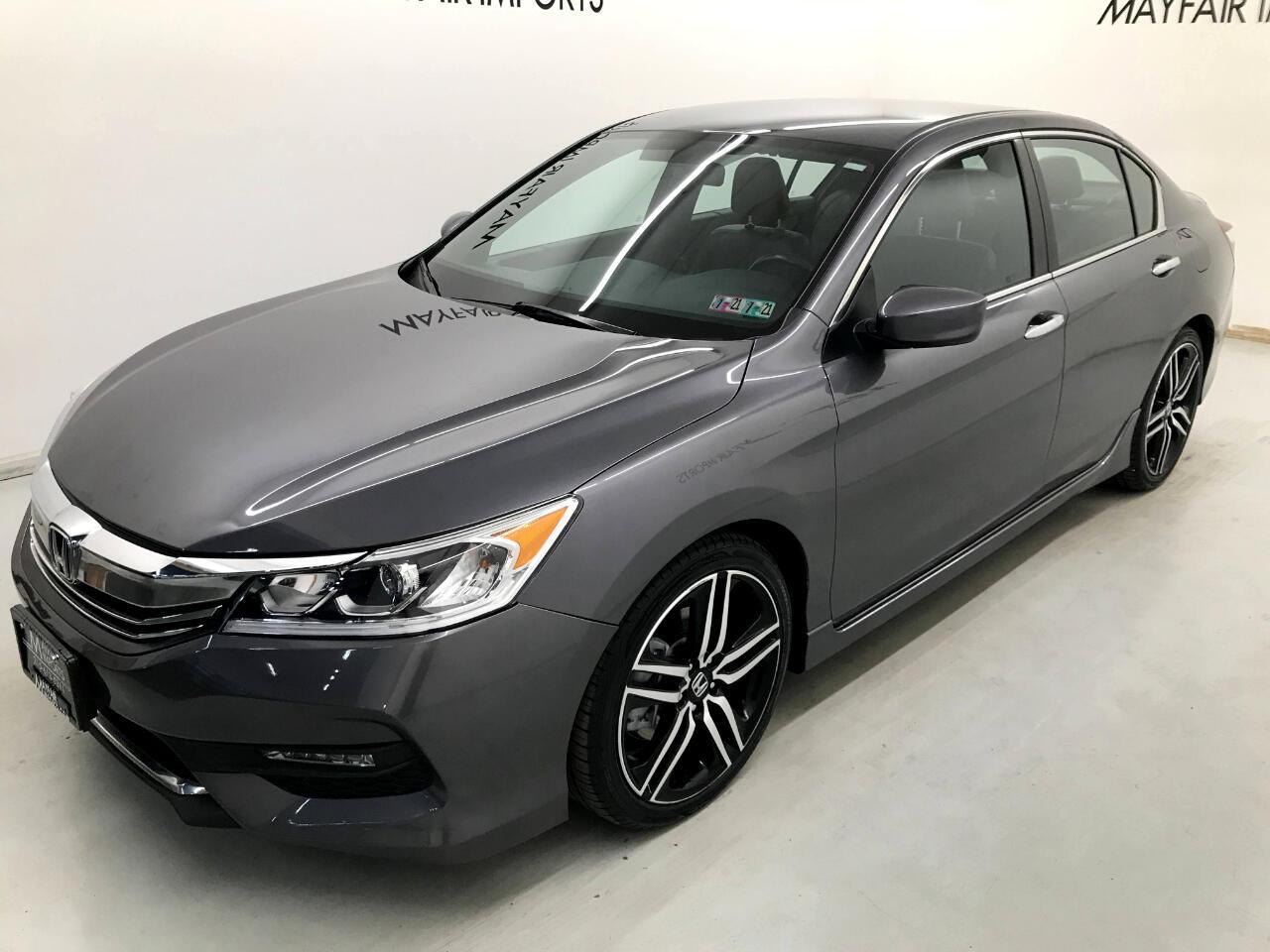 Honda Accord Sport Special Edition CVT 2017