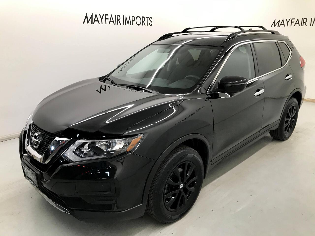 Nissan Rogue SV AWD 2017