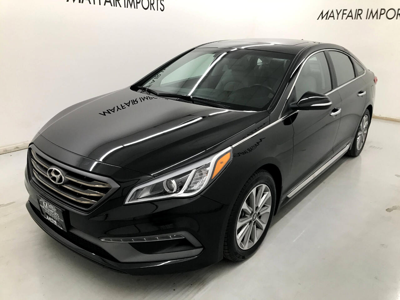 Hyundai Sonata Limited 2.4L 2017