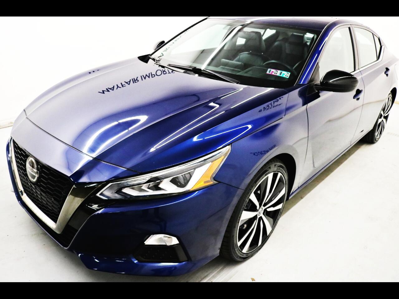 Nissan Altima 2.5 SR 2019