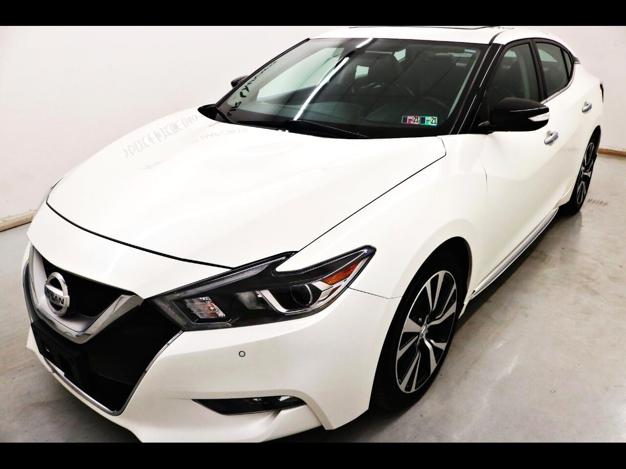Nissan Maxima 3.5 SV 2017