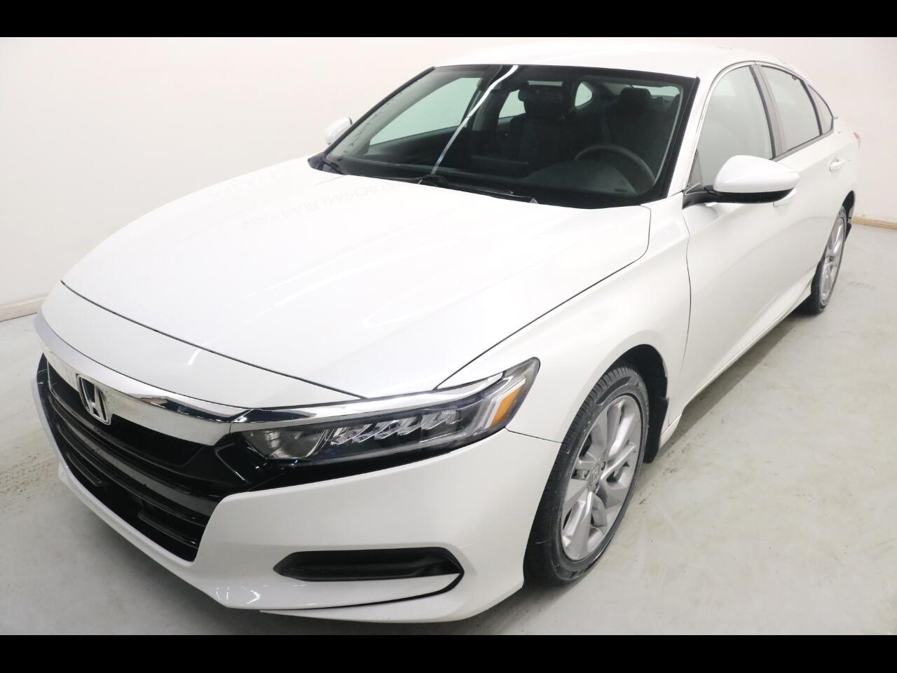 Honda Accord LX CVT 2019