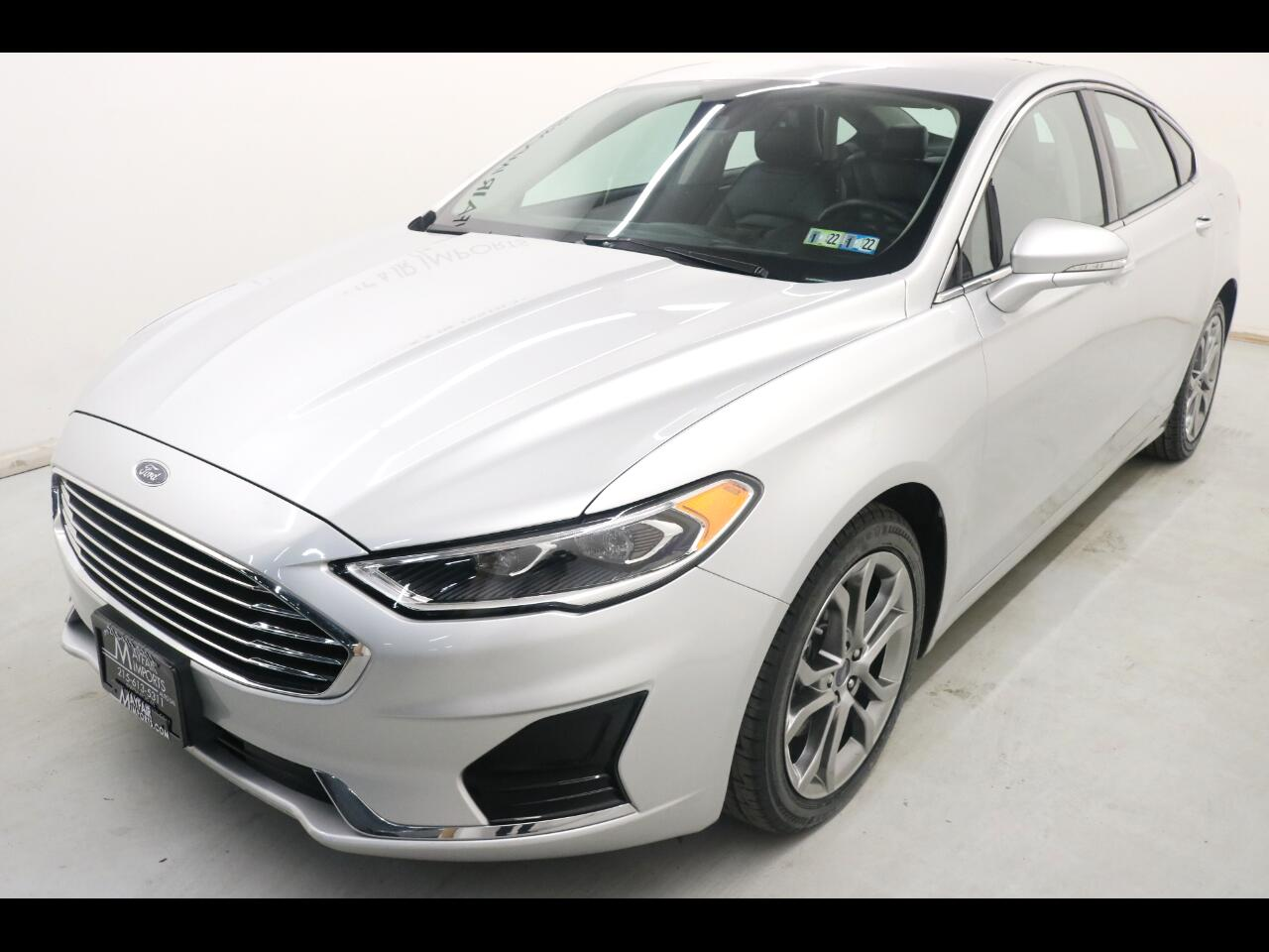 Ford Fusion 4dr Sdn I4 SEL 2019