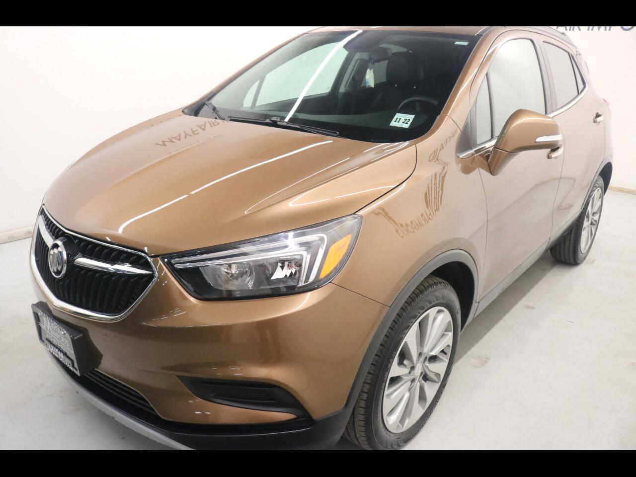 Buick Encore Preferred FWD 2017