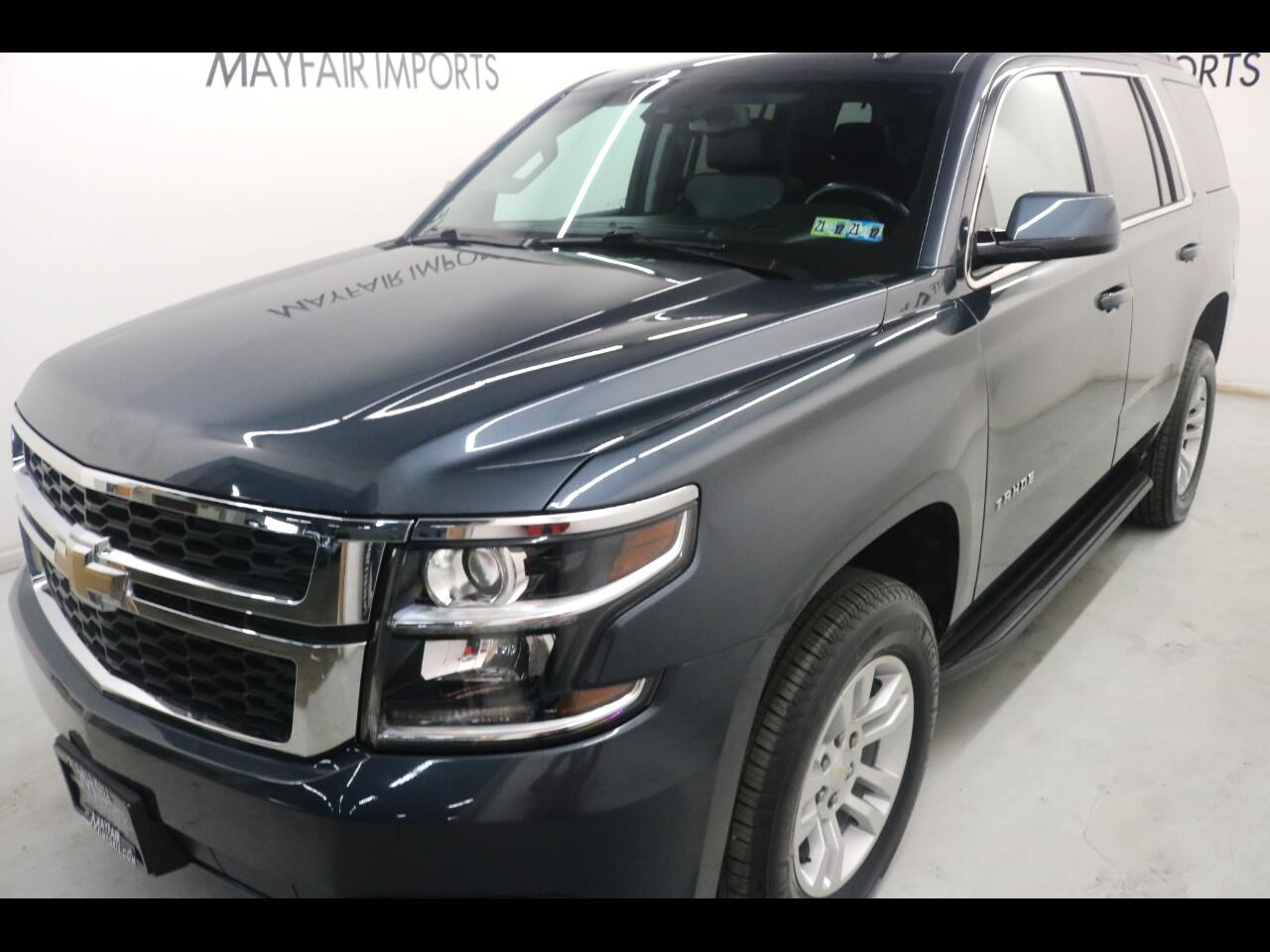 Chevrolet Tahoe LT 4WD 2020