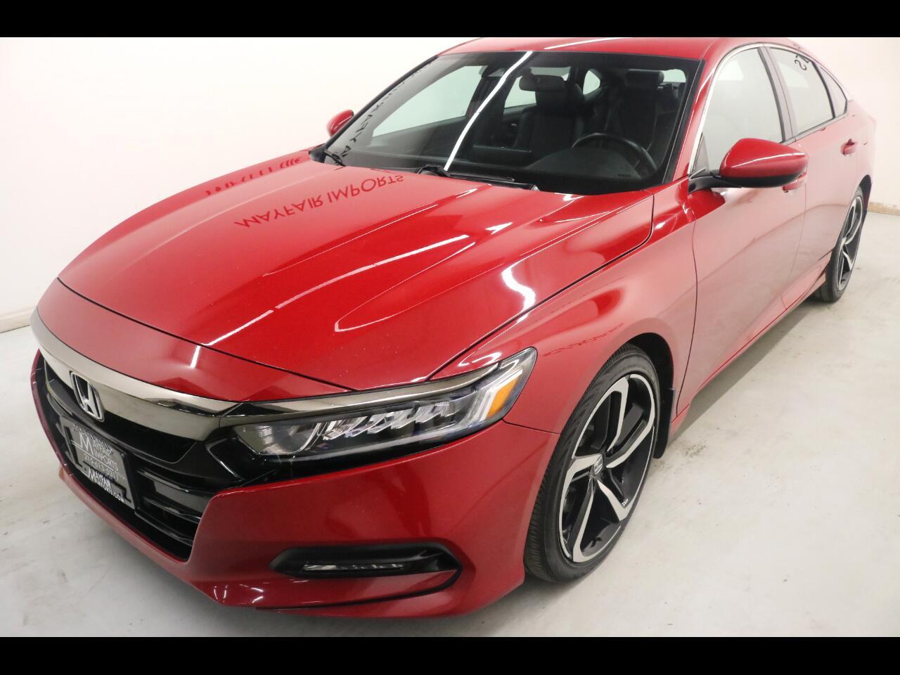 Honda Accord Sport CVT 2018