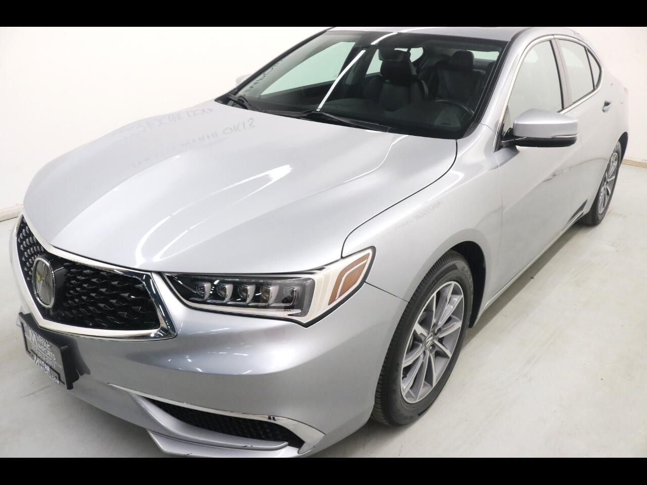 Acura TLX Base 2.4L 2018