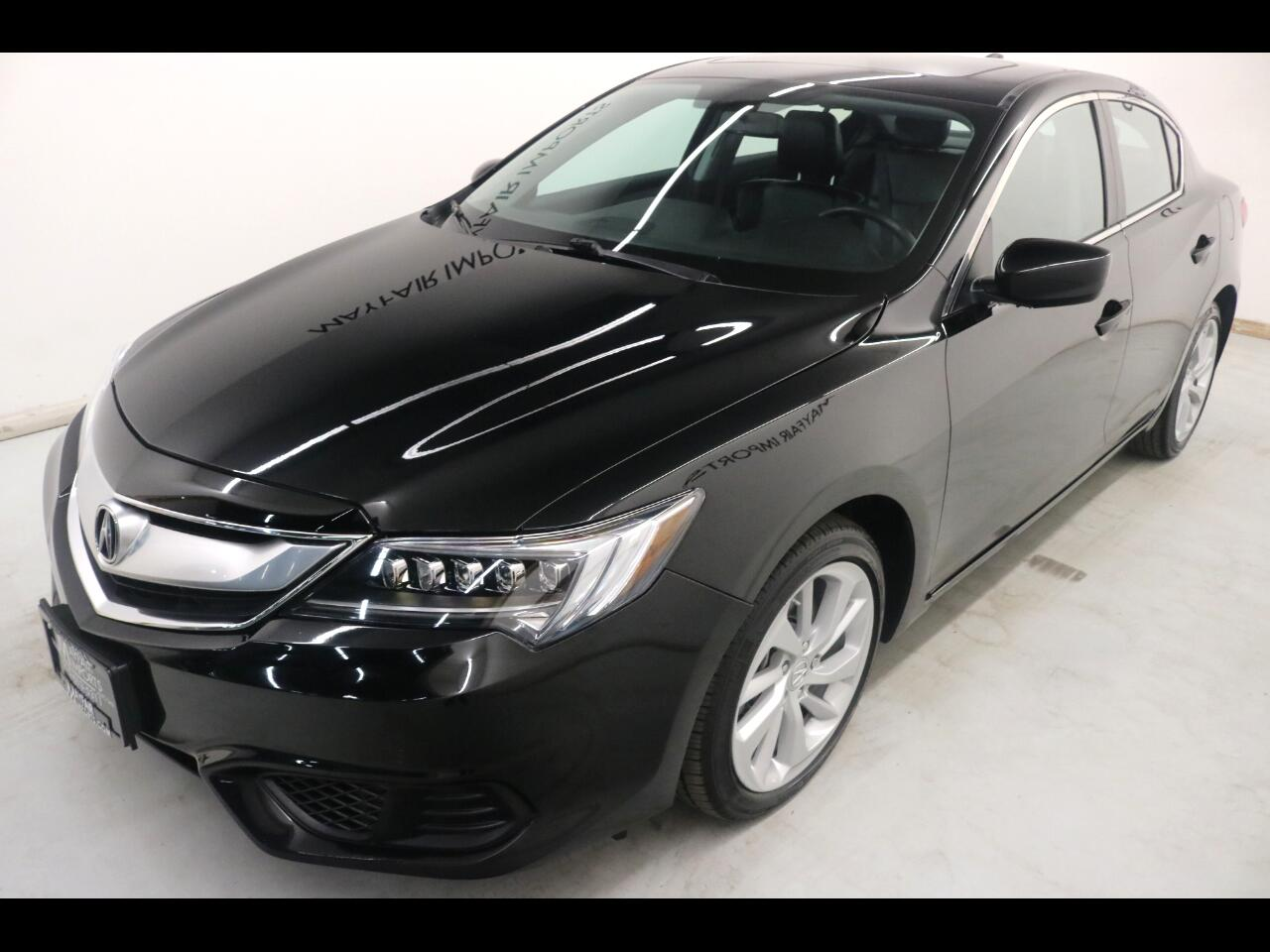 Acura ILX 8-Spd AT w/ AcuraWatch Plus Package 2018