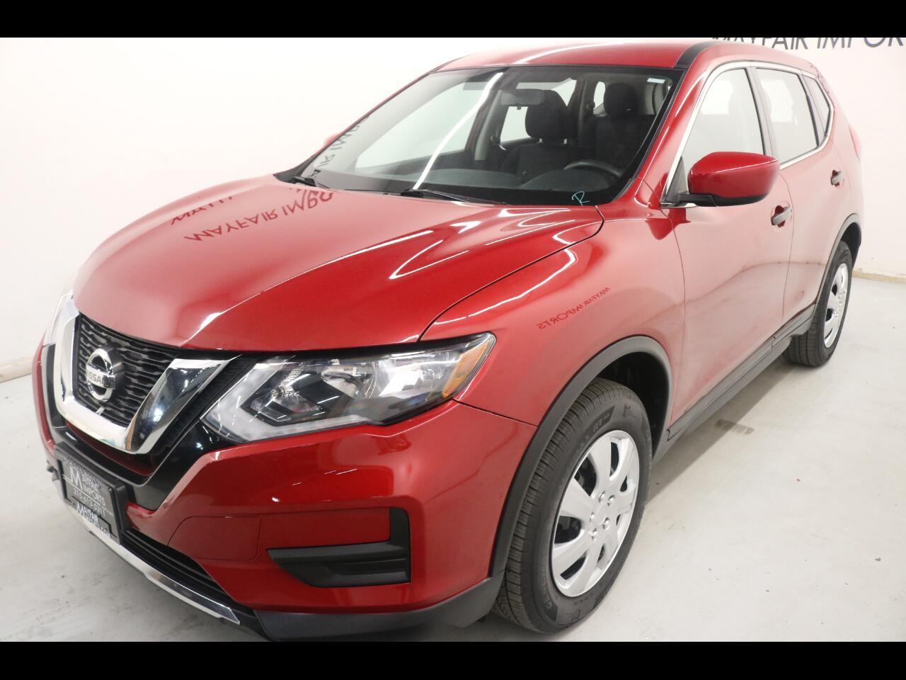 Nissan Rogue S AWD 2017