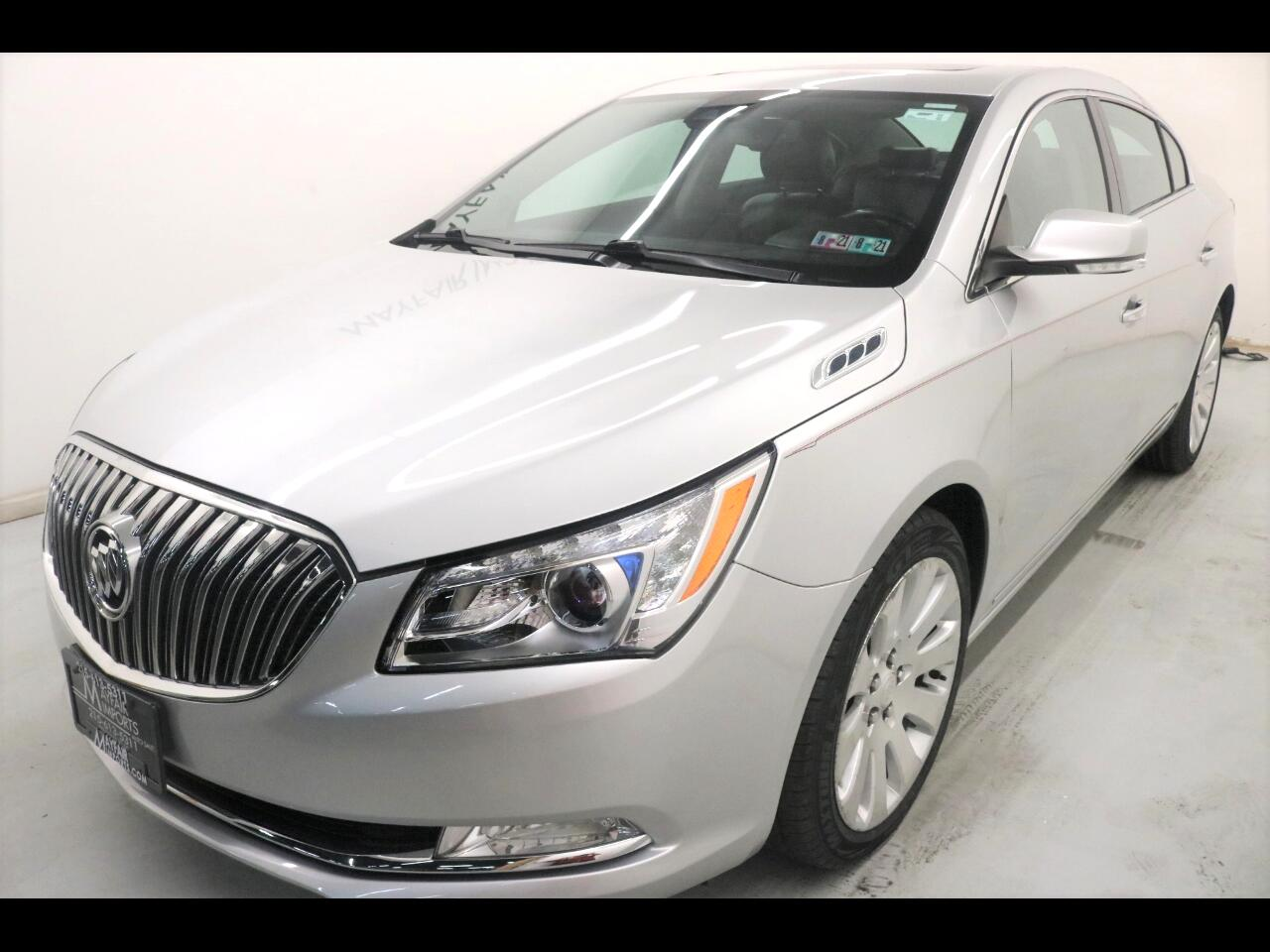 Buick LaCrosse Leather Package AWD 2015