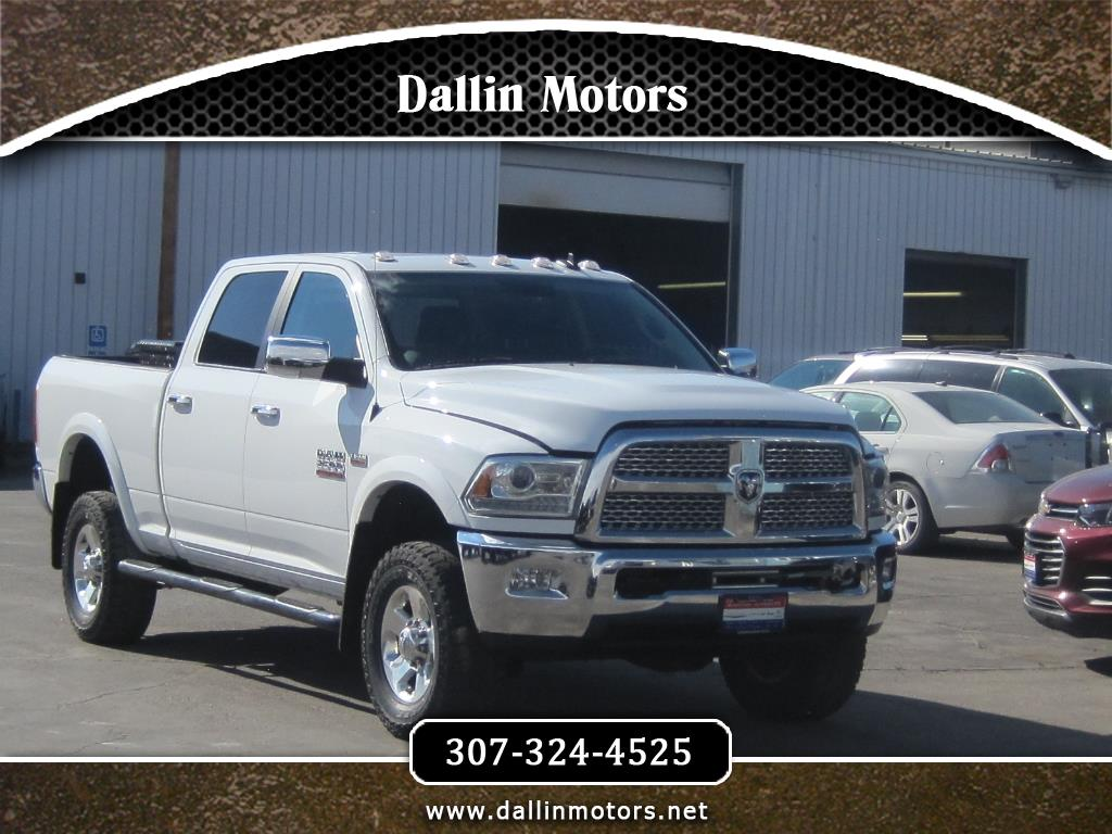 "2015 RAM 2500 4WD Crew Cab 149"" Laramie Power Wagon"